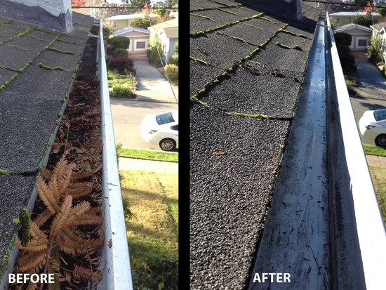 Guttering Cleaning Bolton